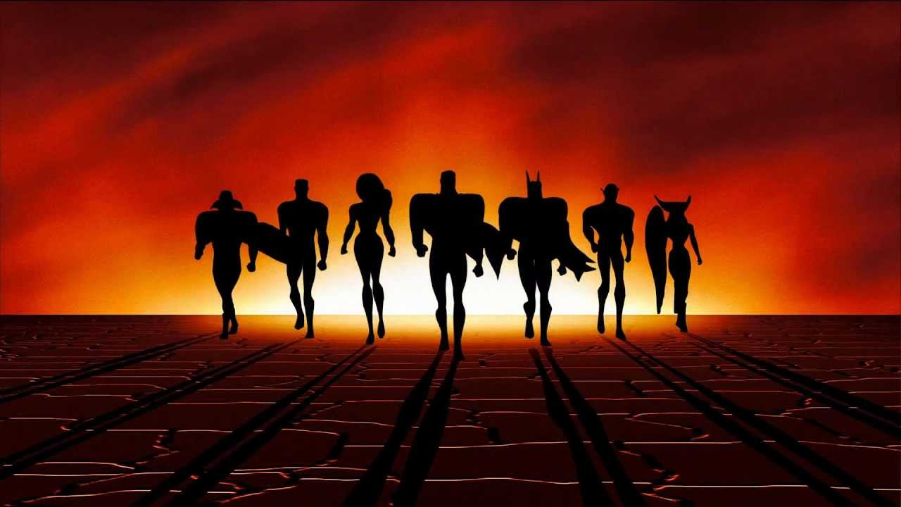 Image result for Justice League of America Intro