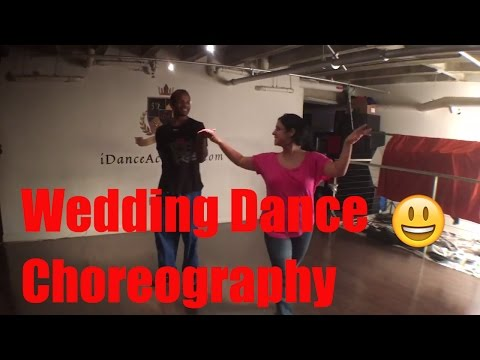 Wedding Dance Choreography for NON Dancers- Los Angeles Dance Studio