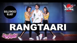 Rangtaari Dance Video | Loveratri | Vicky Patel Choreography | Aayush Sharma | Yo Yo Honey Singh