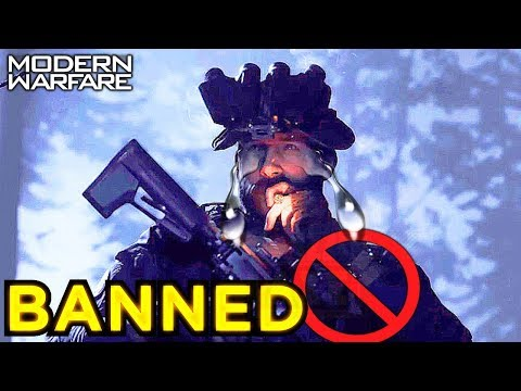 COD Responded To Modern Warfare Getting BANNED By Sony In Russia..