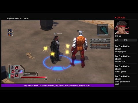 Marvel Heroes Omega - Wiccan (Scarlet Witch) Cosmic Dailies