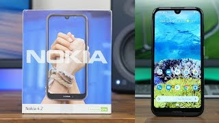 Nokia 4.2 Unboxing and First Impressions