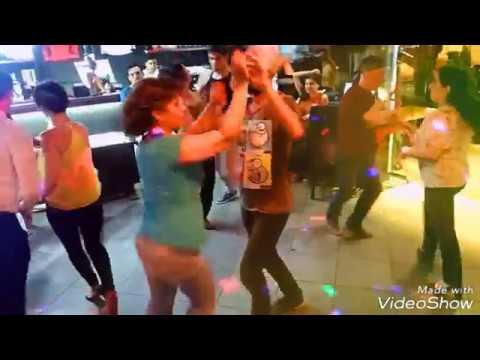 Salsa Party by SALSA SUNRISE in Spanish Bar BCN Hispania  Tbilisi Georgia