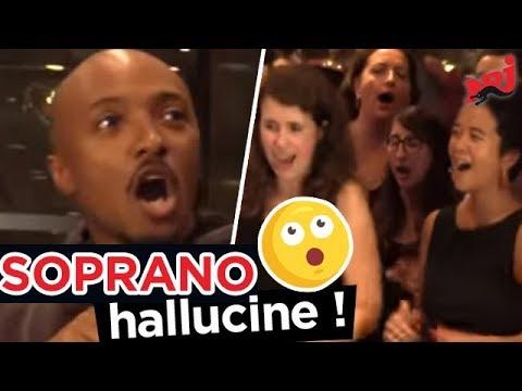 On Fait Une Surprise à Soprano ! - Guillaume Radio Sur NRJ