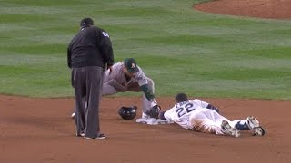 Cano races into second with milestone double