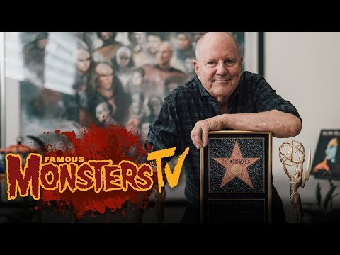 Michael Westmore  Part 1  Famous Monsters TV