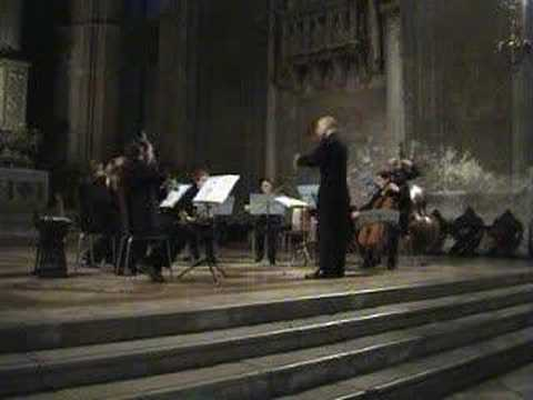Monteverdi - Sinfonie Ritornelli and Orfeo's aria