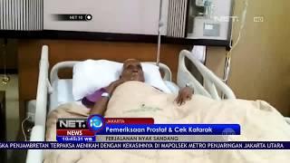 Download Video Nyak Sandang Menjalani Pemeriksaan Prostat & Cek Katarak Di Rumah Sakit Pusat Angkatan Darat Gatot S MP3 3GP MP4