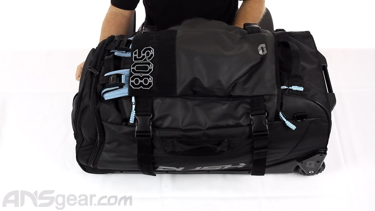 8f70f33f5407 Push Division 01 Medium Rolling Gear Bag - Review - YouTube