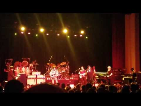 Africa by Toto -- 6.23.17 at the Paramount Theater of the Hudson Valley in Peekskill, NY.