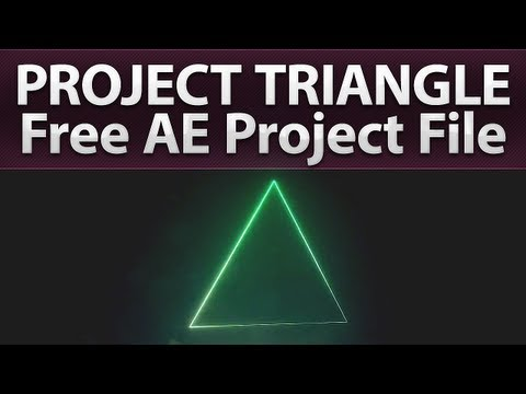 Project Triangle - Free Project File by UneX Designs