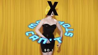 Allie X - Can&#39t Stop Now (Official Lyric Video)