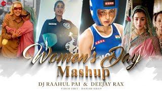 Women's Day Official Mashup 2021 - Deejay Rax & Dj Raahul Pai | Zee Music Company