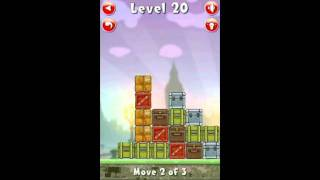 Move The Box London Level 20 Walkthrough/ Solution(Solution/ walkthrough for Level 20 of Move The Box London., 2012-03-01T09:33:03.000Z)