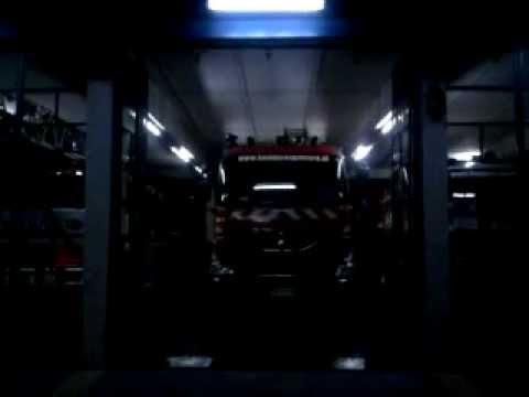 air horn grover 1510 - Fire truck B1 San Fernando