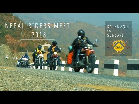 NEPAL RIDERS MEET SUNSARI 2018 | JOY OF RIDING ENFIELD | EXCUSE ME