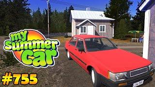 My Summer Car 755  Joken Uusi Auto (Mortal)