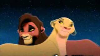 The Lion King 2 - Love will find a way (Korean) 우리는 사랑을 할거야