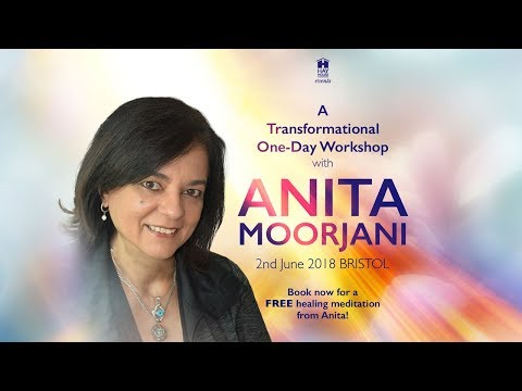 Anita Moorjani - A Transformational One-Day Workshop, Bristol, 2nd June 2018