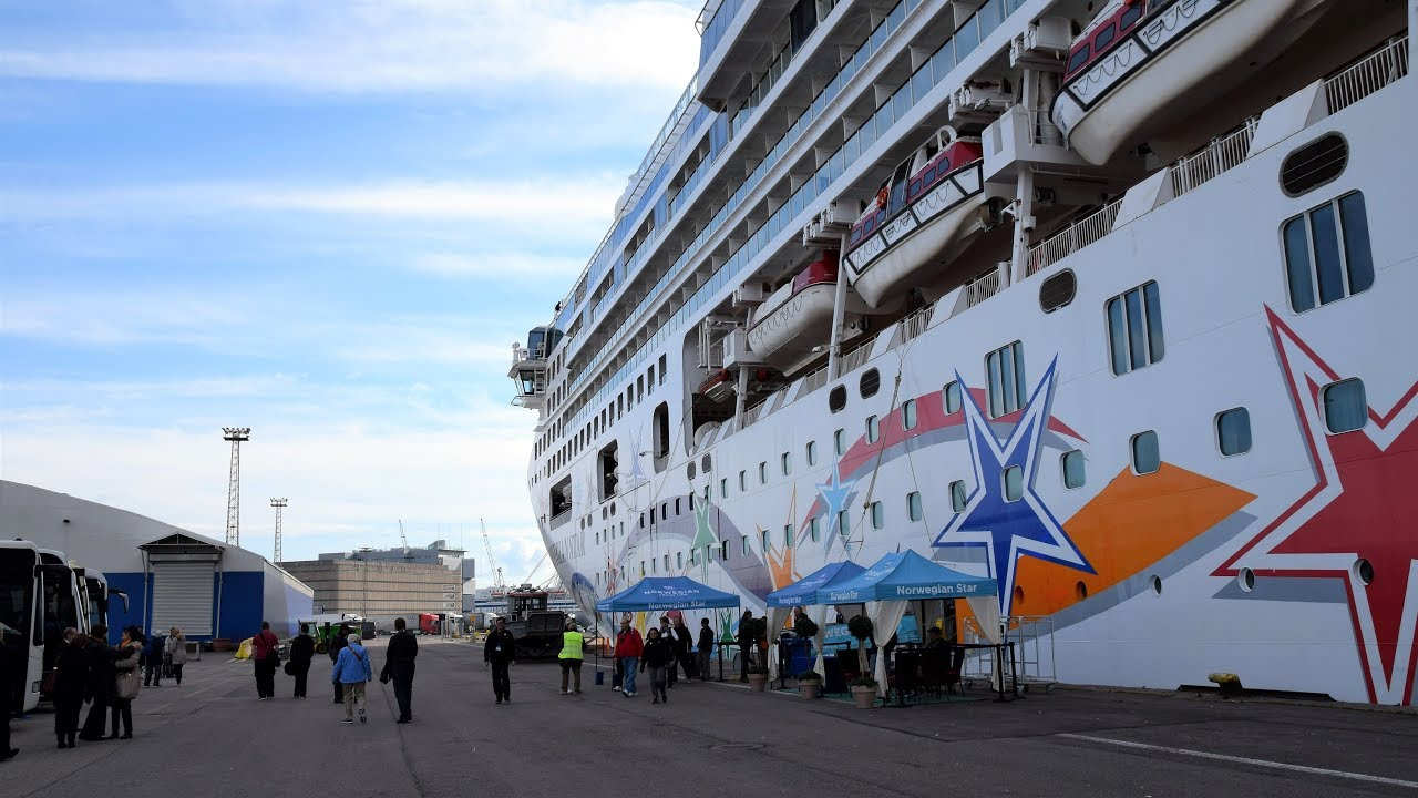 Baltic Cruise On Norwegian Star Cruise Ship HD YouTube - Baltic cruise