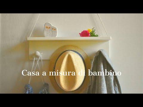 Casa a misura di bambino - 3 idee di arredamento per i più piccoli from YouTube · Duration:  4 minutes 38 seconds