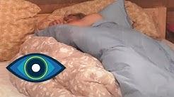 Intimer Flirt im Bett: Was machen Rebecca und Tim unter der Decke? | Big Brother | SAT.1