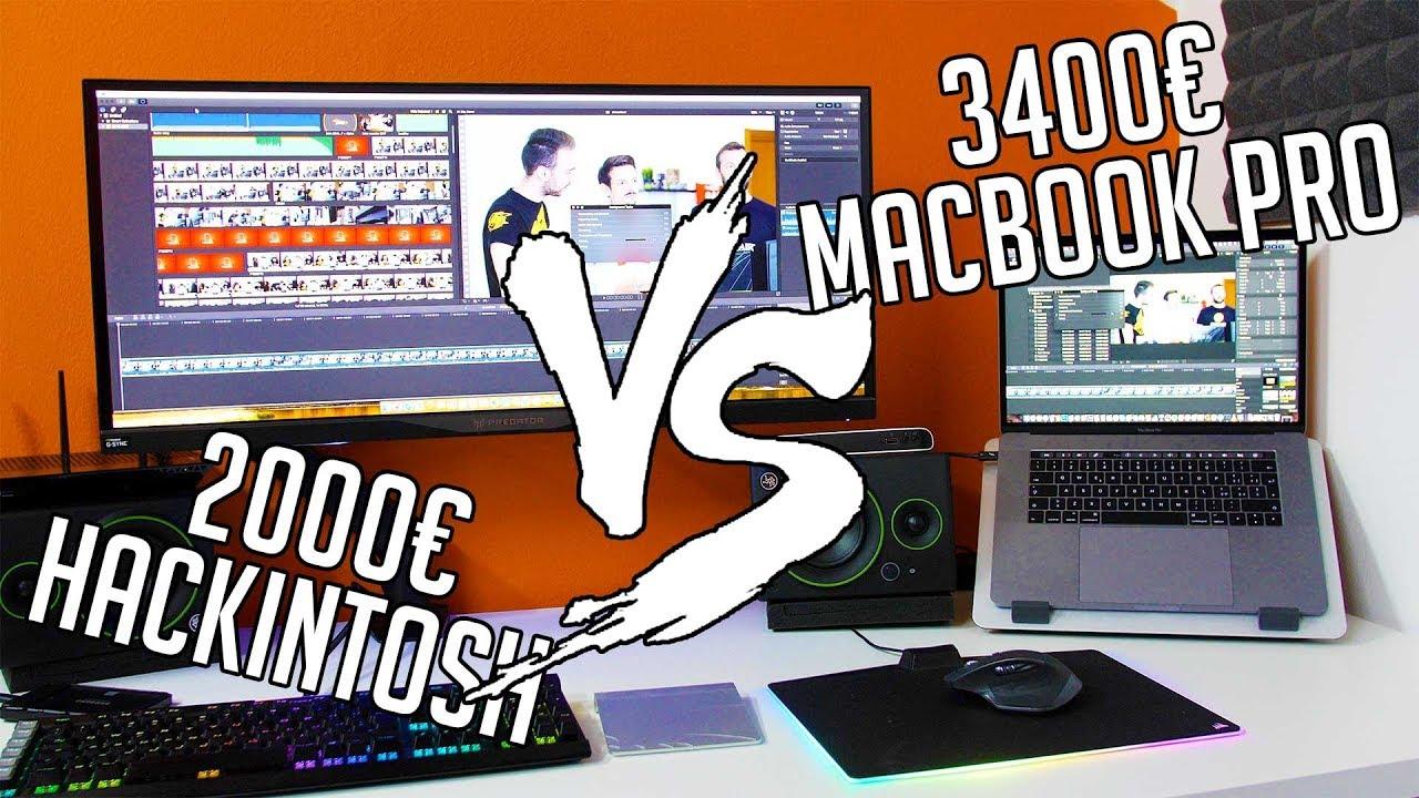 Hackintosh con Vega distrugge il MacBookPro?