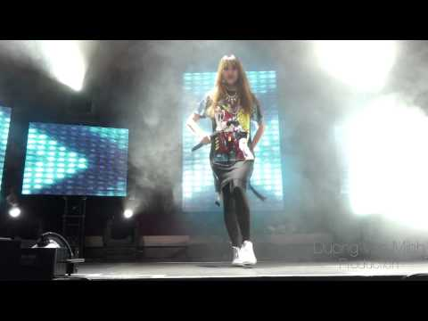 Hari Won - Sugar Free Live VPS Show Berlin Full HD