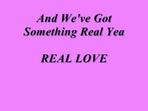 Eric Benet- Real Love Lyrics