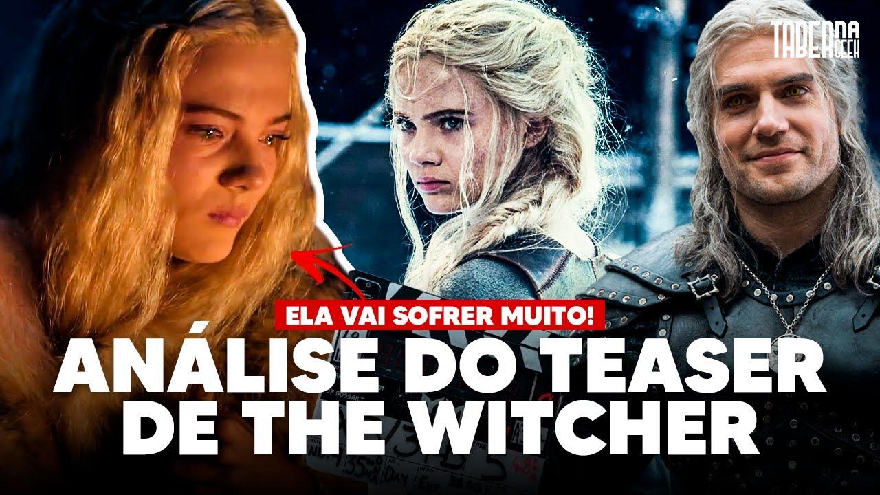 Download THE WITCHER: EXPLICANDO O NOVO TEASER DA 2ª TEMPORADA + ANÁLISE