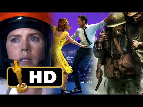 Oscars 2017 Best Picture TRAILER Compilation (HD)