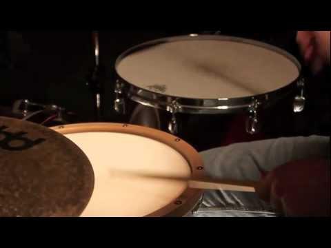 Michael DAngelo  Two Weeks  Grizzly Bear Drum
