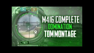 M416+6x | TDM | MONTAGE | PUBGMOBILE | BLOODTHIRSTY