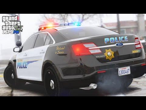 GTA 5 Police Mod - LSPDFR #242 - Tornado Warnings (GTA 5 Mods)
