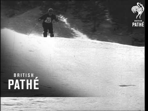 Idaho - Skiing (1949)