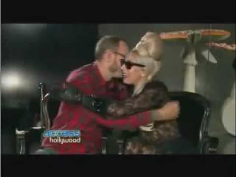 Lady Gaga talks about Terry Richardson X Lady Gaga Photo Book