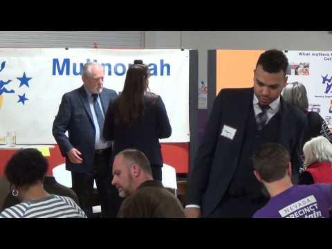 Senate District 24 Candidates Forum Portland Oregon - Full Event