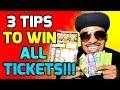 3 Tips How To Win Lottery-Mega Millions-