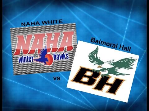 JWHL Balmoral vs NAHA  2017