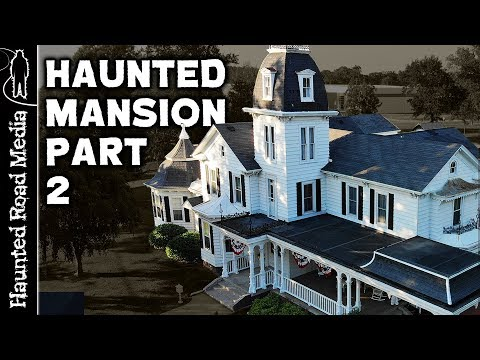 Haunted House Paranormal Investigation Part 2 | Cheney Haunted Mansion