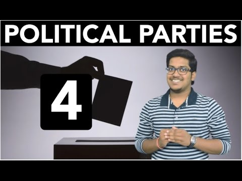 Civics: Political Parties (Part 4)