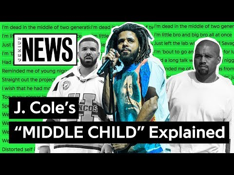 "J. Cole's ""MIDDLE CHILD"" Explained 