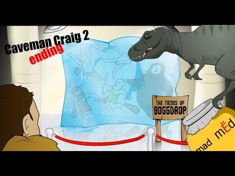 Симулятор первых людей на земле Caveman Craig игра