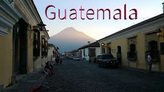 Guatemala - Land of Eternal Spring - in 4k!