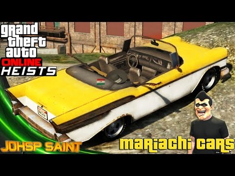 GTA 5 Online 1.24/1.26 Secret Coches -