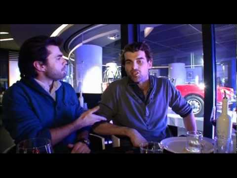 MotorVillage  Stanley Weber et ses colocataires dans l'émission Paris Dernière du 25 janvier 2012