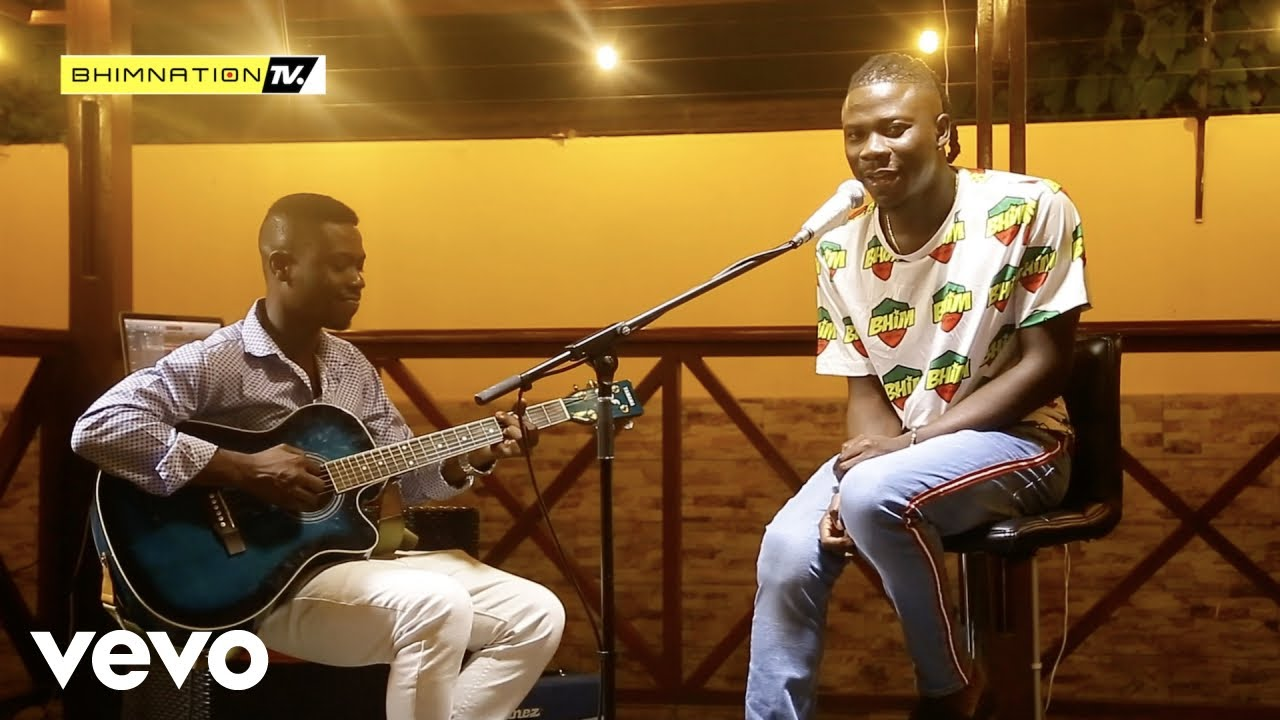 Download Stonebwoy - Tuff Seed (Acoustic Session)