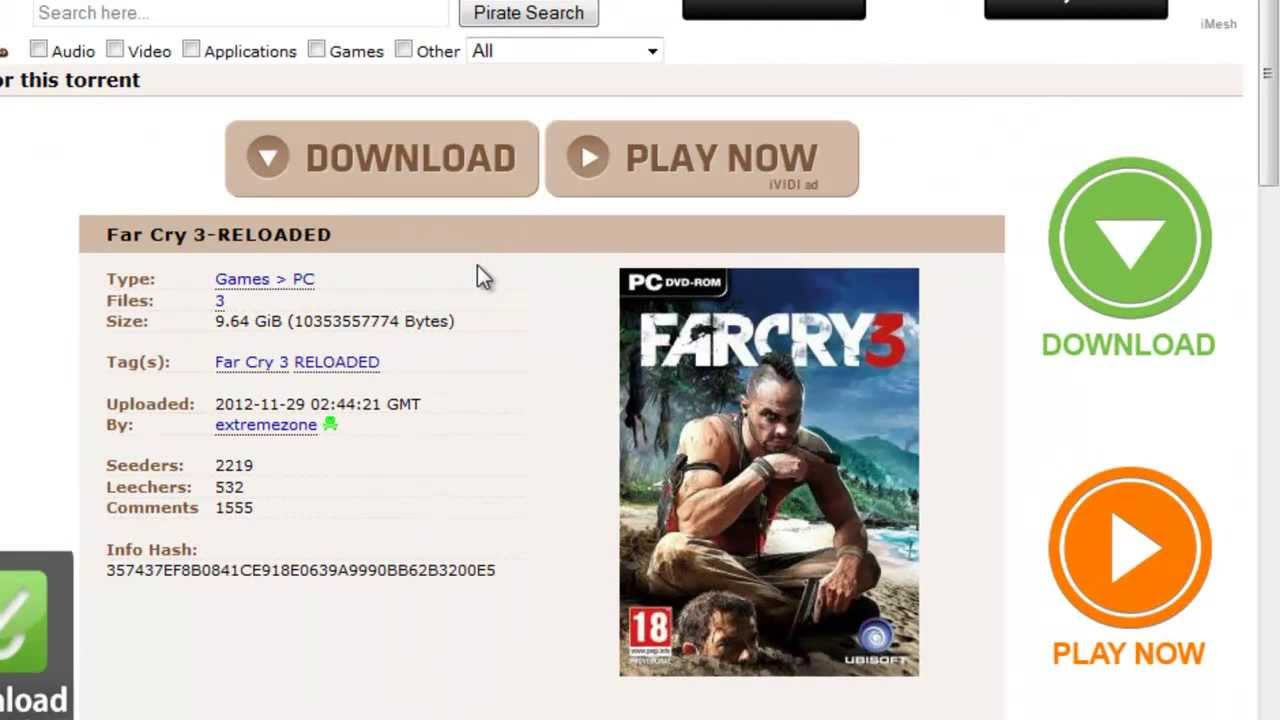 How to download Far Cry 3 and fix uplay login