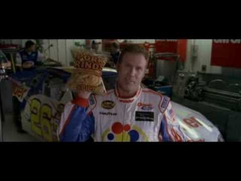 Talladega Nights Ricky Bobby Commercials