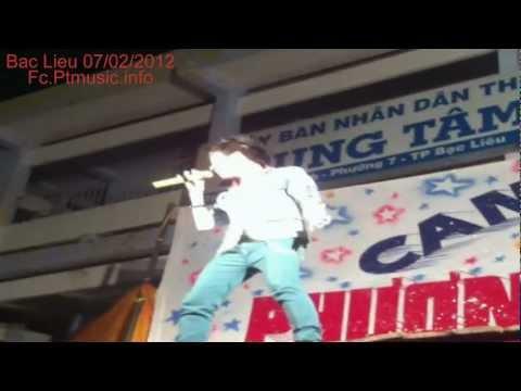 [Live] Lien Khuc Dang Moi Remix - Nợ - Phạm Trưởng (Bạc Liêu 07/02/2012)